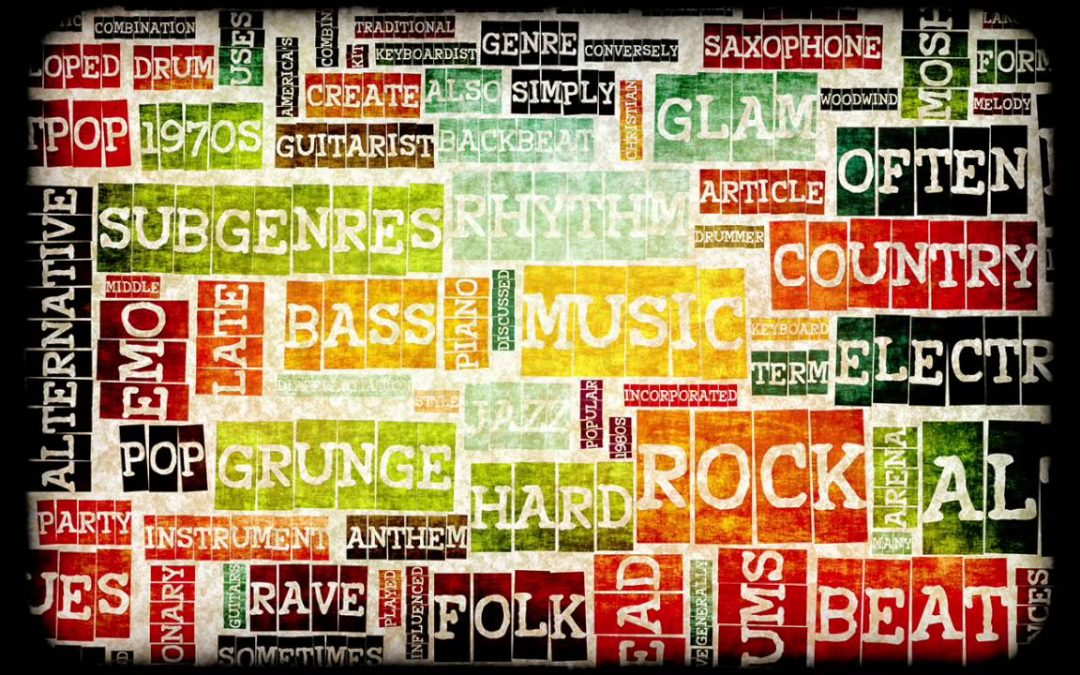 4 Types of Music Genres that can improve Productivity